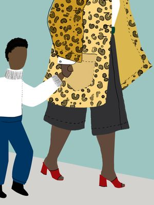 A Mom's Self-Esteem Hits a Low Point When Their Child Reaches This Age