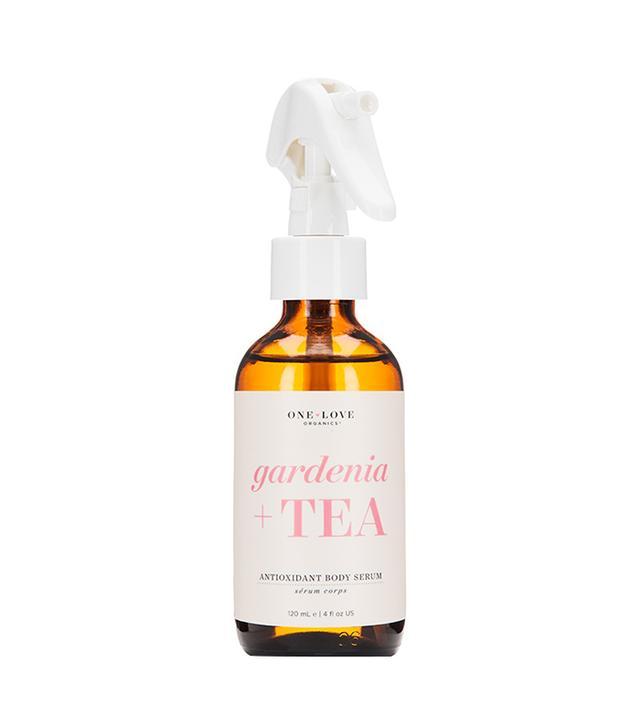 One Love Organic Gardenia and Tea Body Serum