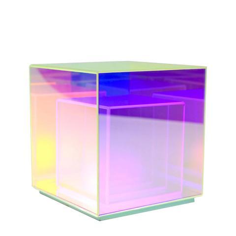 Fresnel Cube Lamp