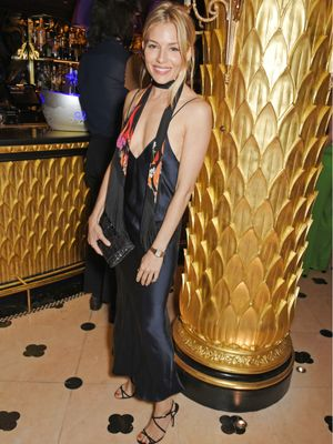We're Stealing Your Look for This Weekend, Sienna Miller