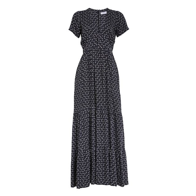 Auguste Bella Maxi Dress Black