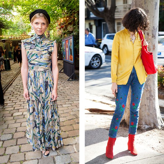 Never afraid of colour, print, or era, it's hard to miss either girl within a crowd when pictured for street style. That all comes down to always wearing the brightest of outfits and...