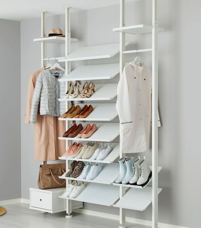 the best ikea closets on the internet whowhatwear uk. Black Bedroom Furniture Sets. Home Design Ideas