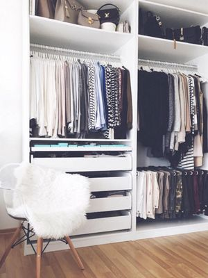 These IKEA Wardrobes Are the Ones Stylish Girls Buy