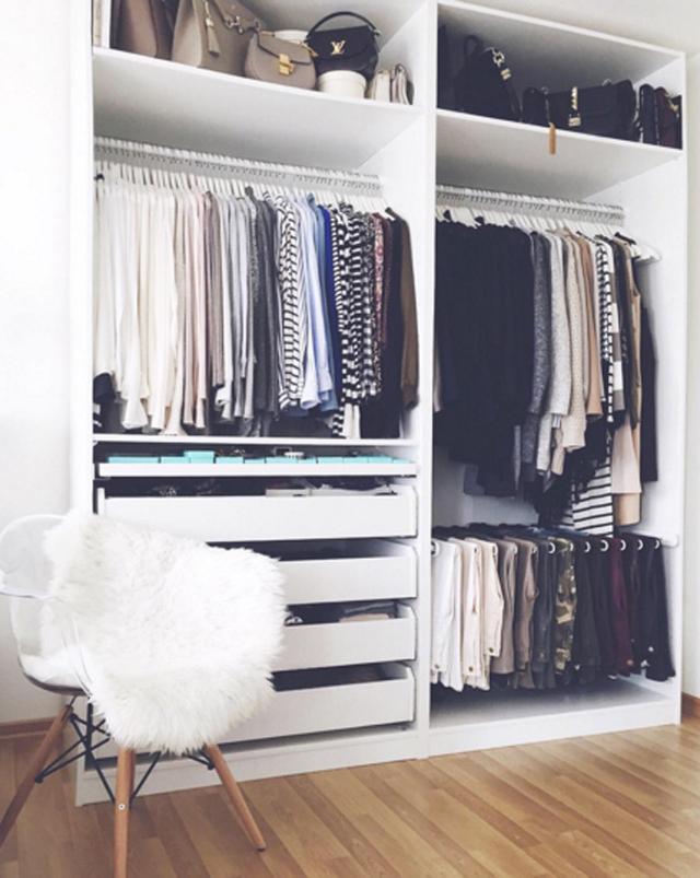 IKEA closets