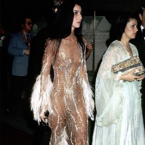 Everything Bella Hadid Wears, Cher Did It First