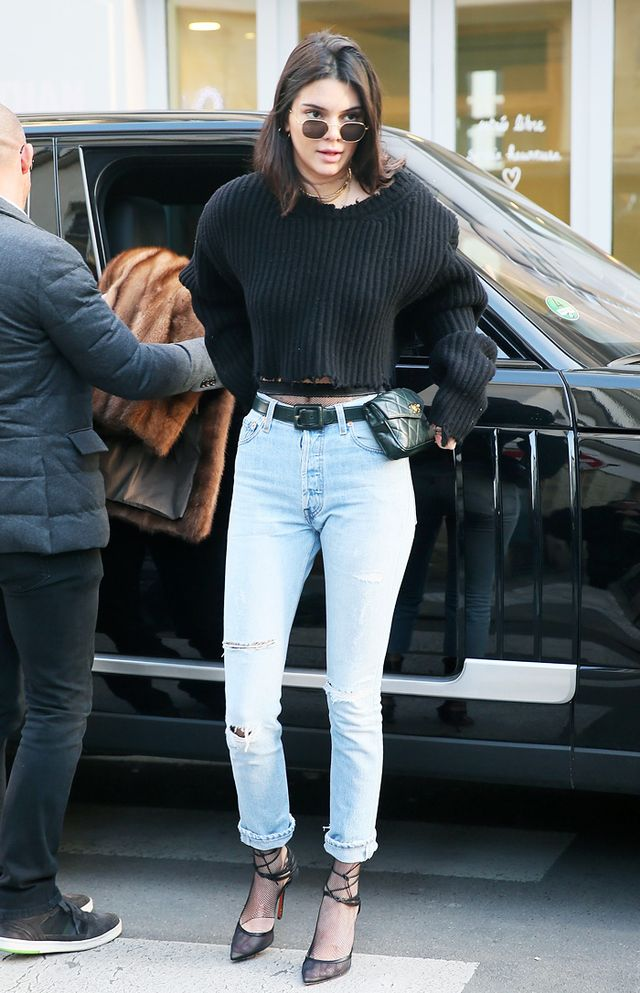 Re/Done jeans: Kendall Jennr