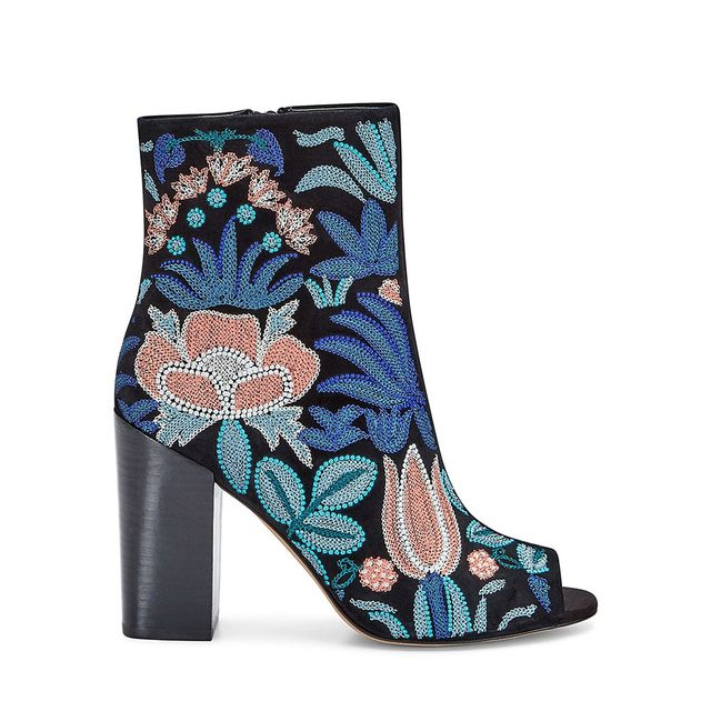 Rebeca Minkoff Billie Embroidery Booties