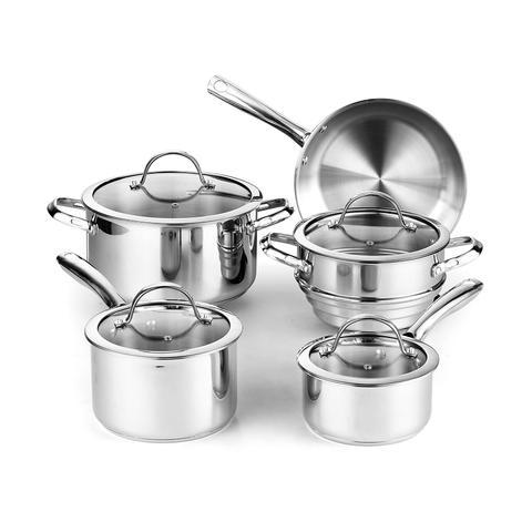 9-Piece Cookware Set
