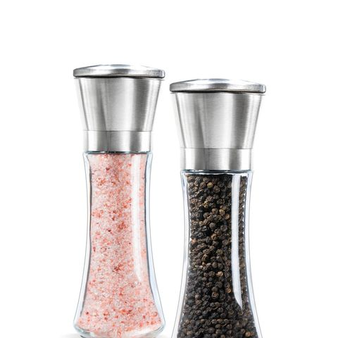 Stainless Steel Salt & Pepper Grinder