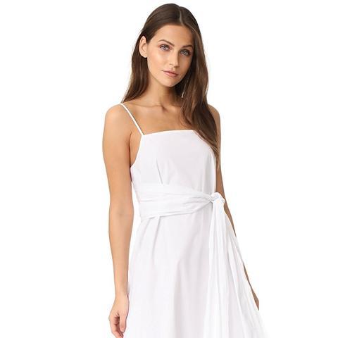Oak Tie Strap Dress