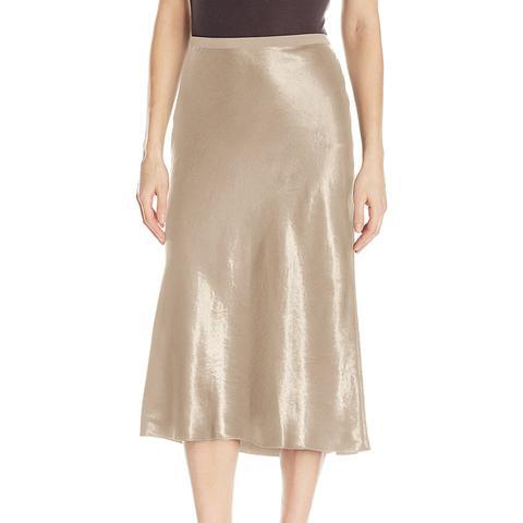 Elastic Slip Skirt