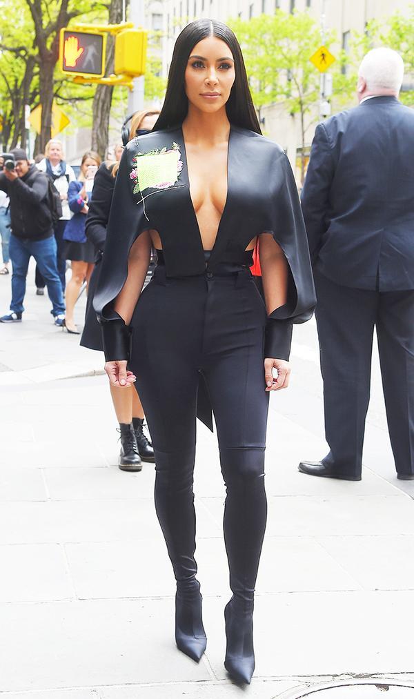 Kim Kardashian New Faschion Style Kim Kardashian West S Style Whowhatwear