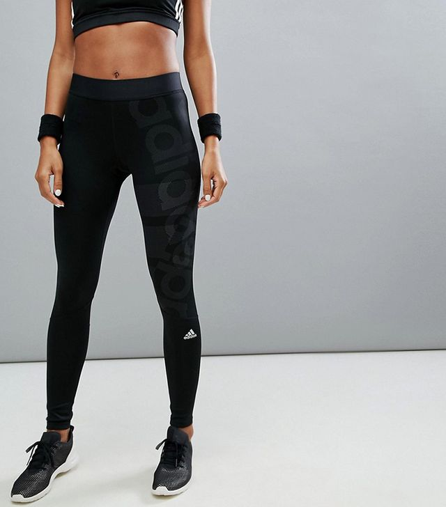 Adidas Training Tights in Black