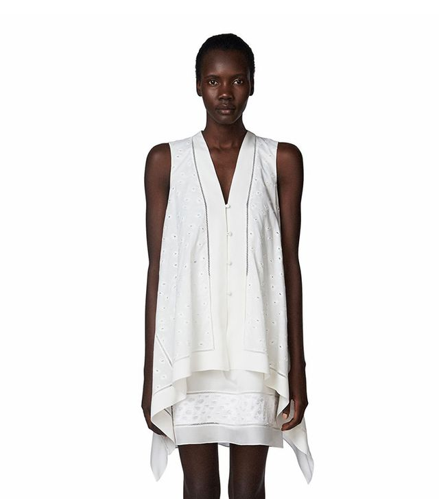 Maiyet Short Kaftan Dress