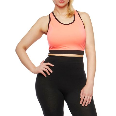 Activewear Cropped Tank Top