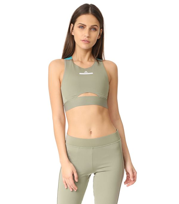 workout crop top