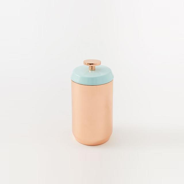 Copper Kitchen Storage