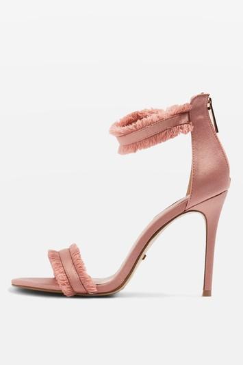 RILEY Fringe Sandals