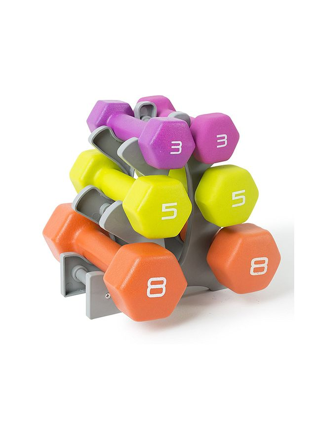 Tone Fitness Dumbbell Rack