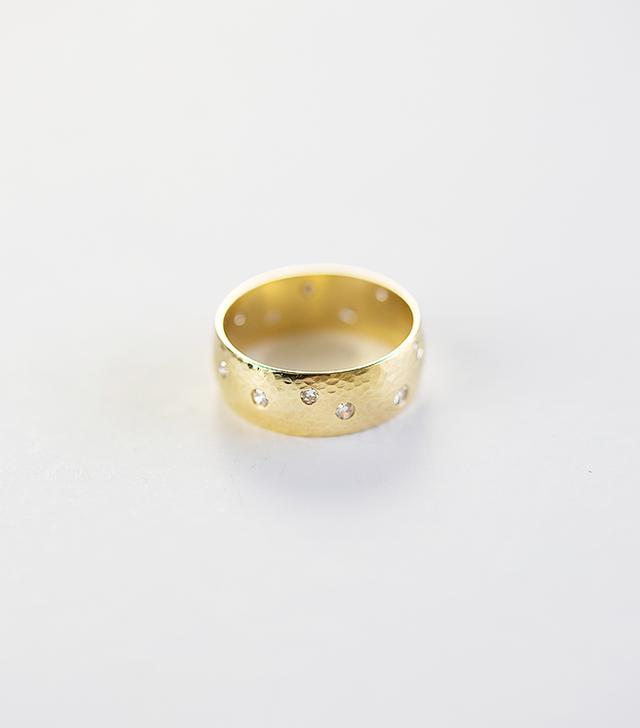 Octavia Elizabeth Etoile Diamond Ring