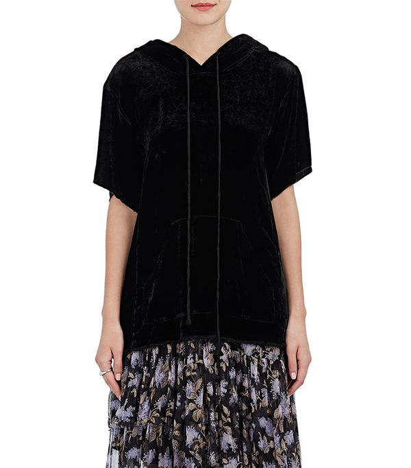 Women's Velvet Short