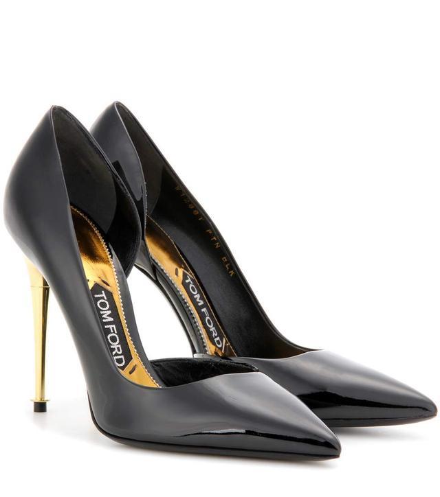 Tom Ford Black Heels