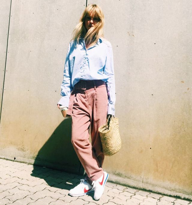 How to pack for a city break: Jeanette Madsen