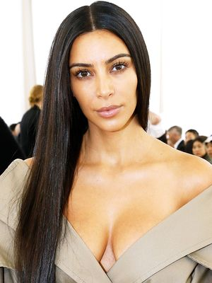Kim Kardashian West Swears By This Product for Perfect Makeup Every Damn Time