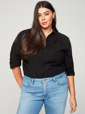 "These ""Really Flattering"" Plus-Size Jeans Are So Chic"