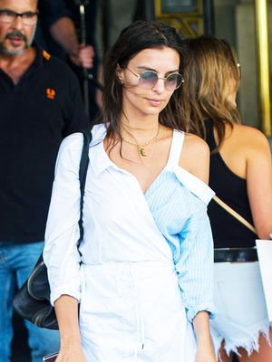 Okay, Emrata, We Get It—You Love This Zara Dress