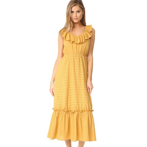 Ruffle Dress