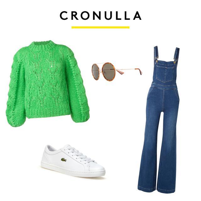 What Cronulla Girls Wear