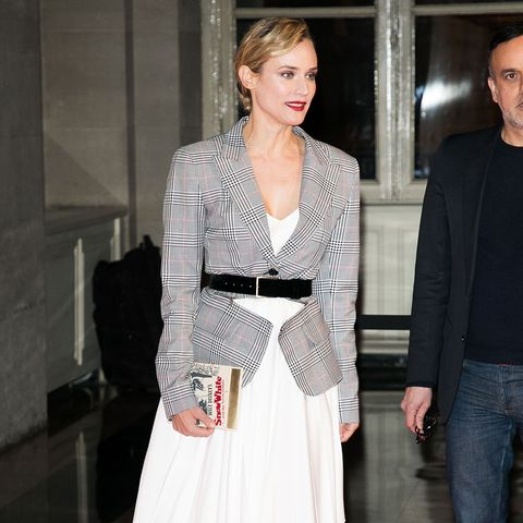 Diane Kruger's Best Style Moments