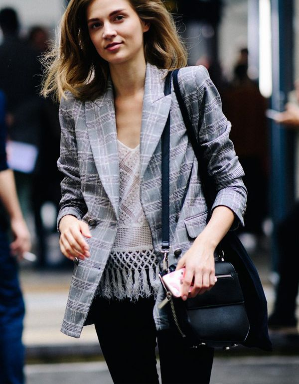Layering is essential when maneuvering from city streets to the subway to the boardroom and everywhere in between. Tackle unpredictable climates with a lightweight blazer, longline vest, or...