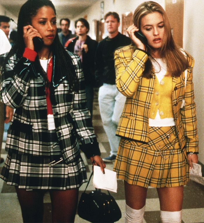 Bella Hadid noughties style: Cher Horowitz