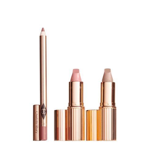 Hot Lips Nude Lipstick Set