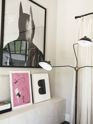 So This Is What Kourtney Kardashian's Home Office Looks Like
