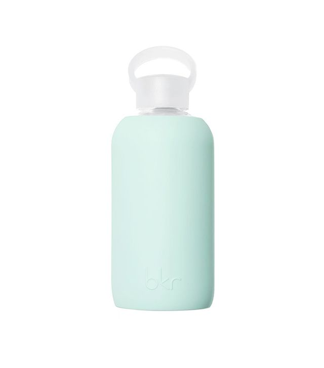 Bkr Glass Water Bottle With BPA-Free Silicon Sleeve