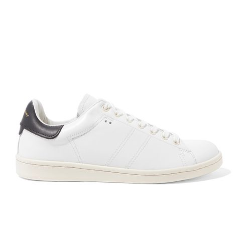 Bart Leather Sneakers