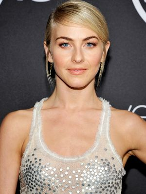 Julianne Hough's Naked Wedding Reception Dress Is So Beautiful