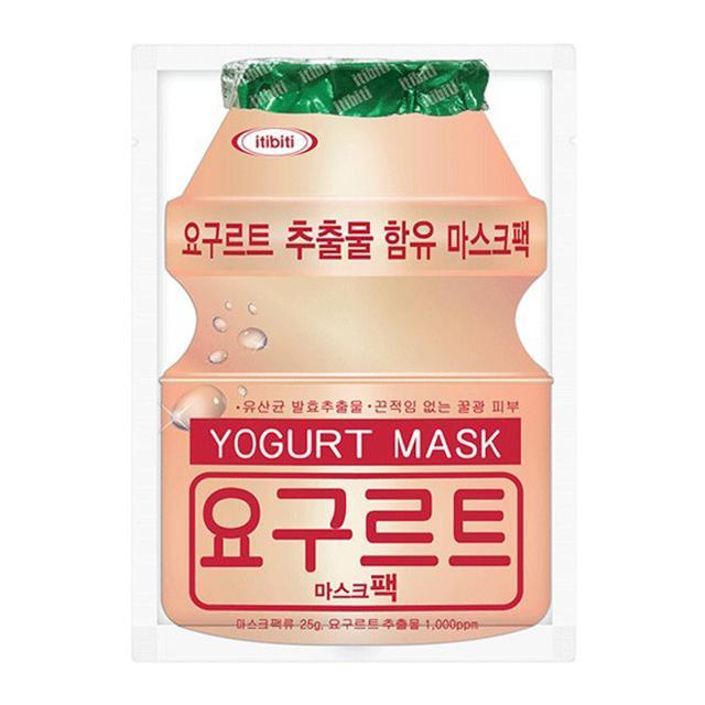 Itibiti Yogurt Mask 10 Pack
