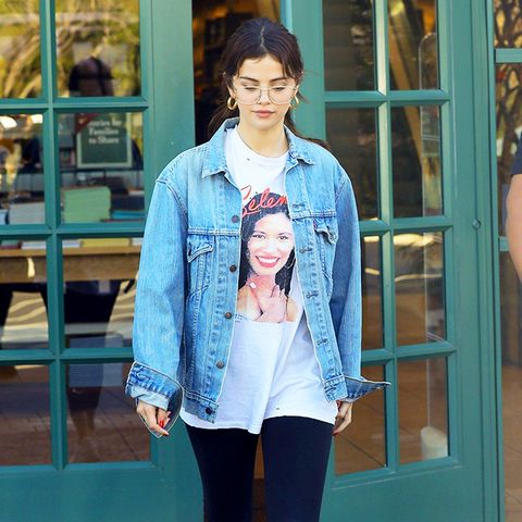 Selena Gomez, Thank You for These Outfit Ideas