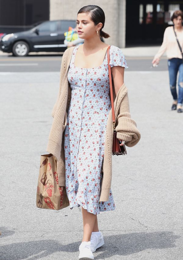 This Is How to Transition Into Summer Dresses