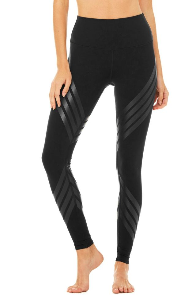 Airbrush High Waist Leggings