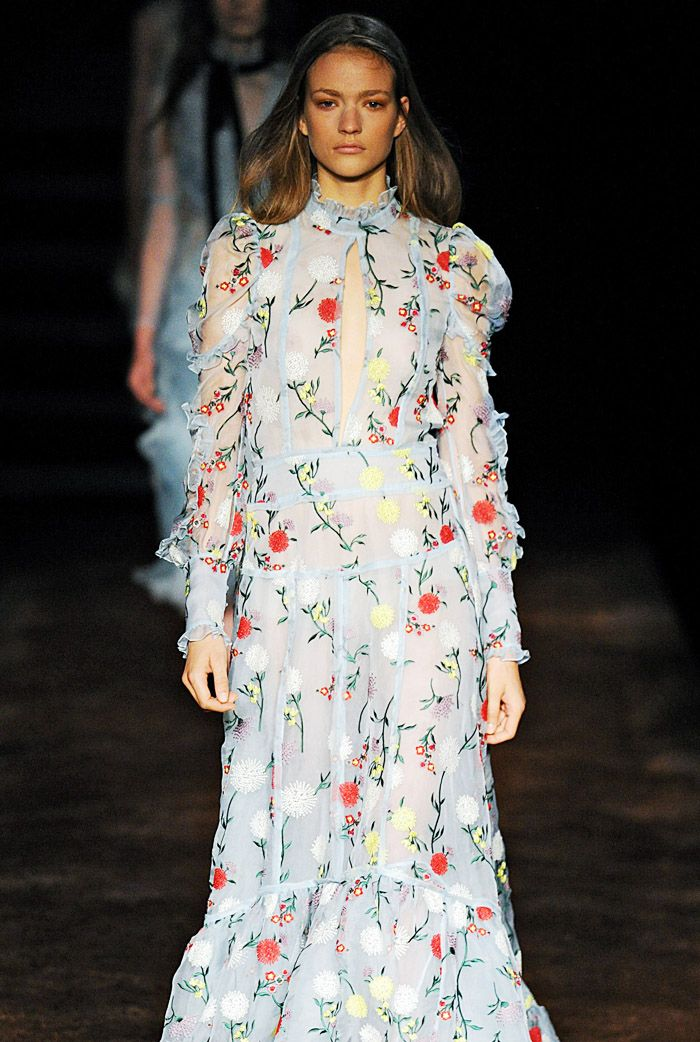 H&M Erdem designer collaboration:
