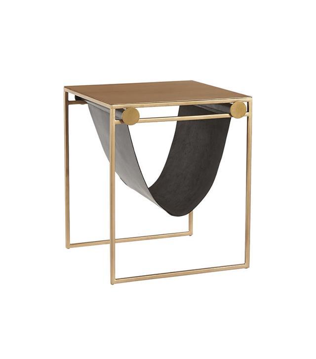 SAIC sling nightstand-side table