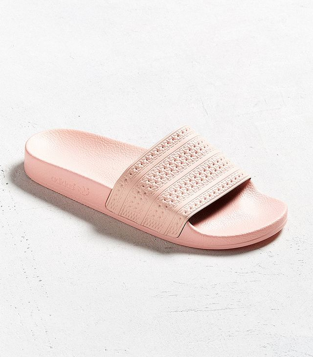 These Are the Most Aging Shoe Styles: Adilette Mono Pool Slide