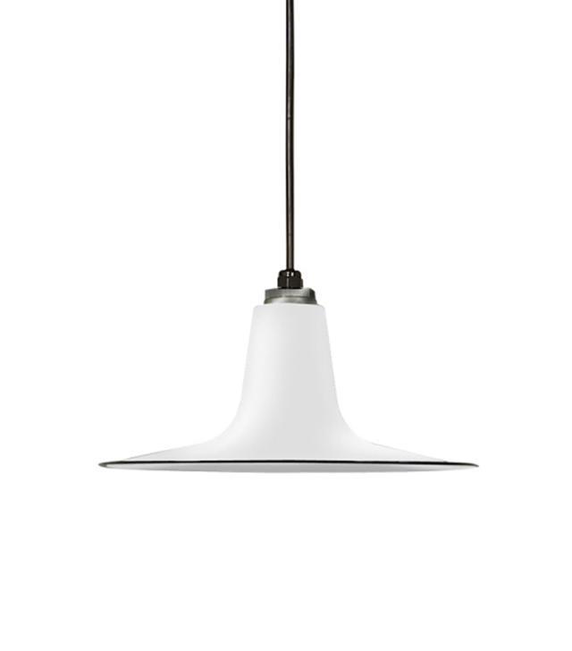 Ivanhoe Sterling Porcelain Pendant Light