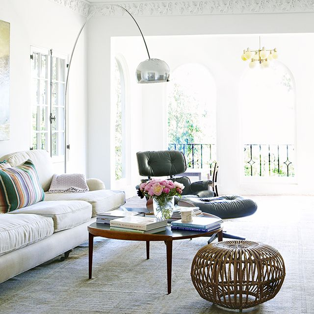 This 1920s Spanish Colonial Home Is Vintage Eclectic Done Right